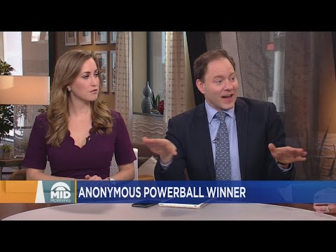 Panel Discussion: $559M Lotto Winner Wants To Remain Anonymous