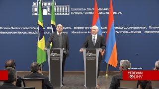 Հայաստանը մշտապես հանդես է եկել ինտենսիվ բանակցությունների օգտին. Էդվարդ Նալբանդյան