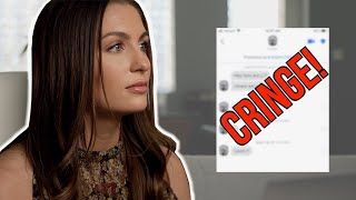 Messaging Girls On Dating Apps (DOS & DONTS)   Girls React