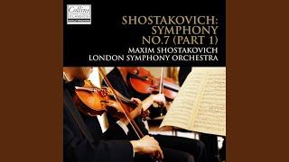 """Symphony No.7 in C Major, Op.60: """"Leningrad"""": I. Allegretto"""