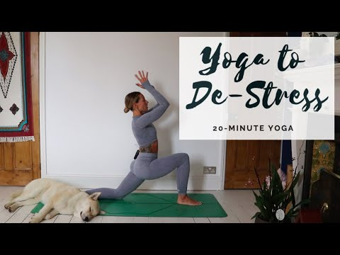 Your 20-Minute De-Stress Workout