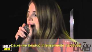 Lana Del Rey - Born To Die Live at 98,7FM Performance Studio legendado Thumbnail