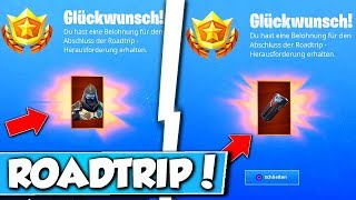 ENDLICH ROAD TRIP SKIN in FORTNITE FREIGESCHALTET!! 😱-FORTNITE ROAD TRIP SKIN!!