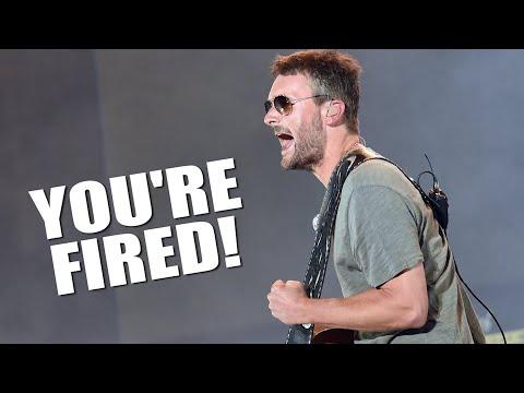 Travis - Remember When Eric Church Got Kicked Off The Rascal Flatts Tour?