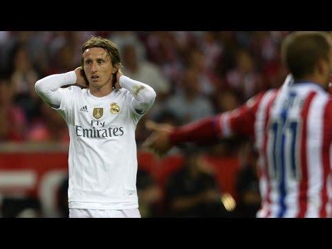Luka Modric ● The heart of Real Madrid ● Tackels/Skills/Passes ● 2015/16