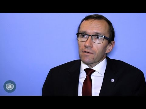 Diplomacy in Action: Espen Barth Eide