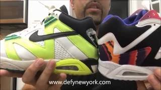 LIVE! Nike Air Tech Challenge 4 IV Retro 2016 On Feet! Review