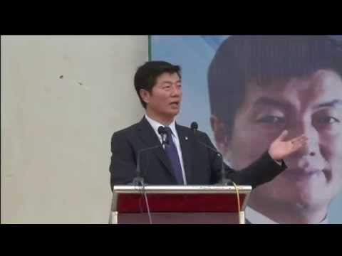 Sikyong Dr. Lobsang Sangay's Speech at Kalinga Institute of Social Science, Odisha India 2015