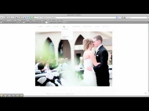 tutorial: turn your wordpress pro photo blog into a portfolio