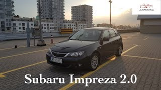 Subaru Impreza (GH) 2.0 AT ..::AMV#6::..