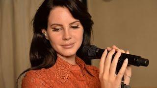 Lana Del Rey - Interview + Live Session on BBC Radio 1 (2015)