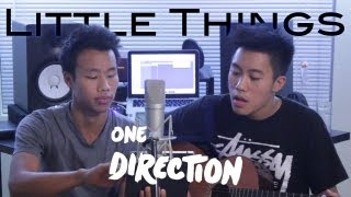 One Direction - Little Things (Official Music Video Cover)