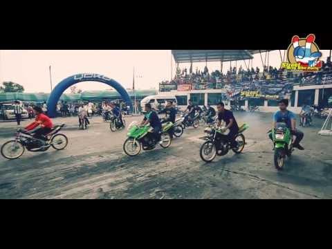 NGO Street Drag Bike on November 2013 @ Bangkok Drag Avenue
