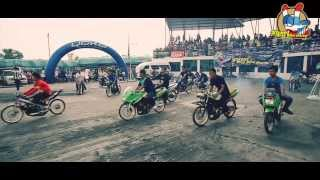 NGO Street Drag Bike on November 2013 @ Bangkok Drag Avenue