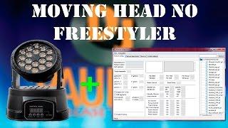 Criar Fixture - Moving Head (básico) no Freestyler (fixture creator) Mp3