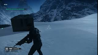 Just Cause 4 bug