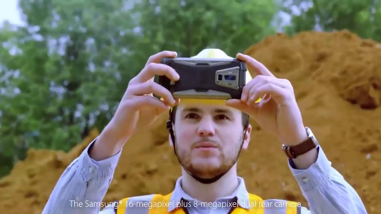 Обзор смартфона Blackview BV9700 Pro, официальный промо-ролик
