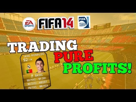 FIFA 14 - Trading Pure Profits - Episode 3 - Chemistry Styles!