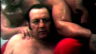 ED ASNER in SWEATY SEX SCENE!!! GROSS!!!
