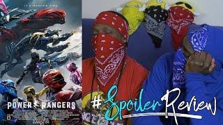 Power Rangers | SPOILER Movie Review