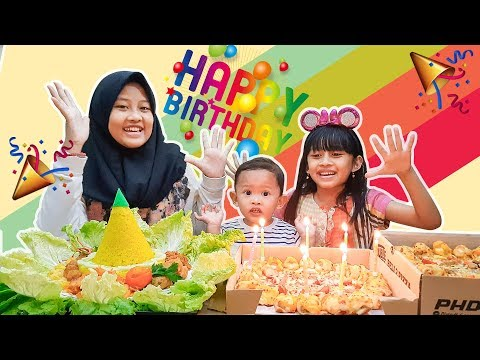 Happy Birthday my little brother | Little party surprise for Agha 2nd birthday