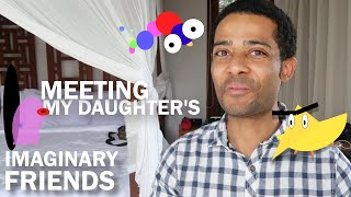 Meeting My Daughter's Imaginary Friends (Using Astral Projection)