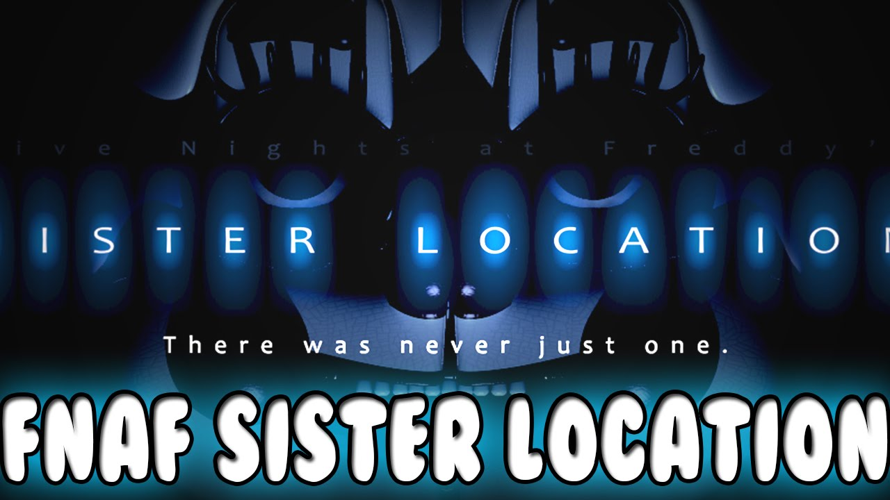 Fnaf sister location game confirmed animatronic five nights at