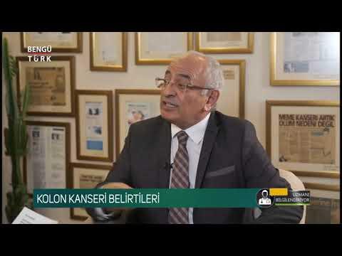 Kolon Kanseri Belirtileri Nelerdir? Prof. Dr. Hasan Taşçı bilgilendiriyor...