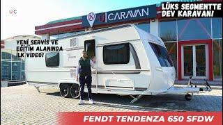 Fendt Tendenza 650 SFDW | U CARAVAN | KARAVAN TANITIM