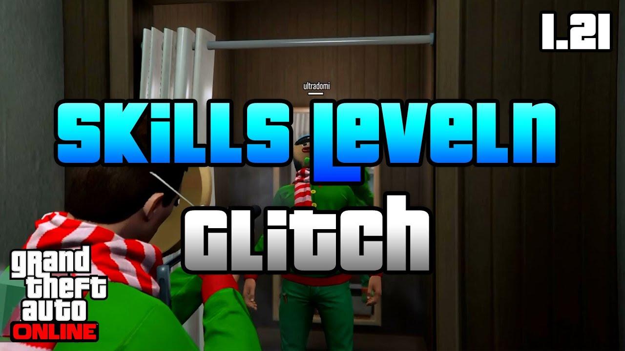 Gta 5 Online Maximale Skills In Wenigen Minuten Glitch After