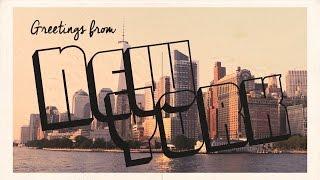 New York - NYO-USA Video Postcard
