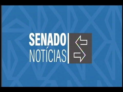 Edição da manhã: embaixador indicado para representar Brasil na OMC é sabatinado hoje