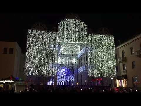 Klaipėda Light Festival 2018 /Šviesų festivalis