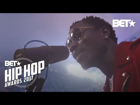 Download Youtube: Michael Blackson BET Hip Hop Awards 2017 Instabooth Freestyle