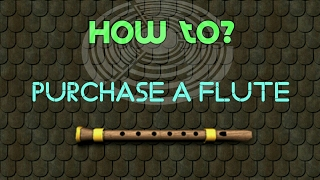 How to purchase a flute thumbnail