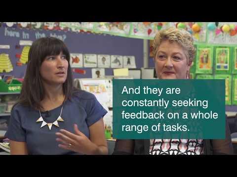Building a whole school approach - Woonona Public School (clip with captions)