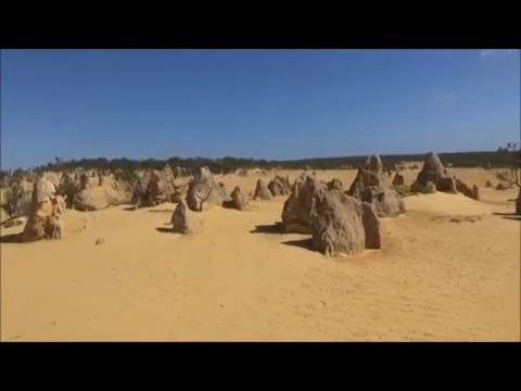 Road-Trip from Perth to Exmouth (Australia)