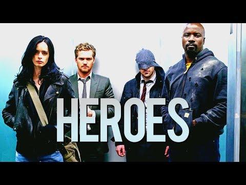 The Defenders | HEROES
