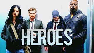 The Defenders   HEROES