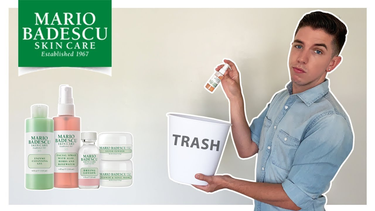 The Truth About Mario Badescu