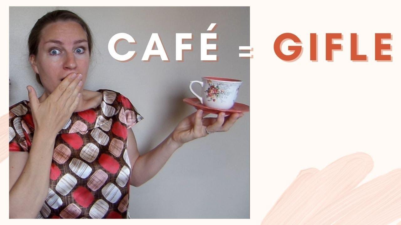 Un café et une gifle, s'il vous plaît !