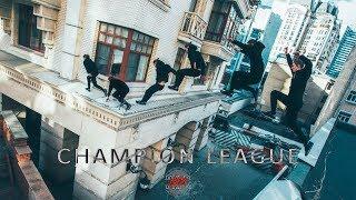 #PKFRcrew | Champions League