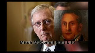 Mitch McConnell Past Life Reading (#97 Melissa Free Range Psychic)