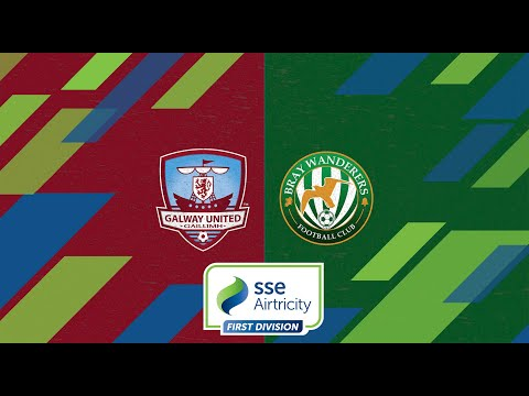 First Division GW26: Galway United 1-0 Bray Wanderers