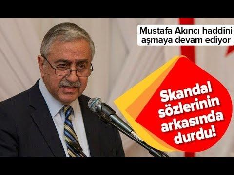KKTC Cumhurbaşkanı Mustafa Akıncı'dan Tepki Çeken Yeni Açıklama! / A Haber