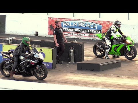 Street bikes racing- R1 vs Hayabusa,Ninja vs CBR  Hayabusa vs Kawasaki and more