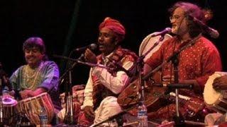 Vishwa Mohan Bhatt & Rajasthani Musicians - Festival Les Orientales
