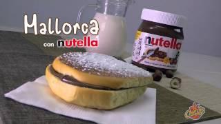 Mallorca con Nutella Church's