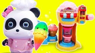 妙妙的彩虹冰淇淋  寶寶玩具   兒童玩具   玩具巴士