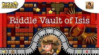 [~Isis~]# Riddle Vault of Isis -Diggy